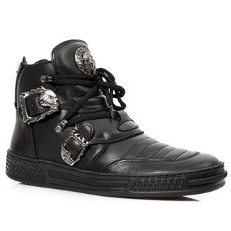 usnje čevlji ženske - NEGRO PISA - NEW ROCK, NEW ROCK