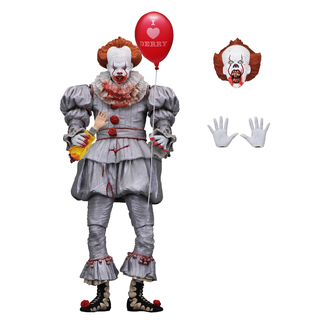 Figura IT - Stephen King - Pennywise - I Heart Derry, NNM