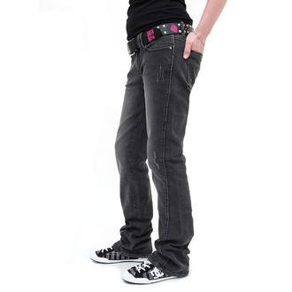 hlače ženske (kavbojke) CIRCA - Engineered Straight Jean, CIRCA