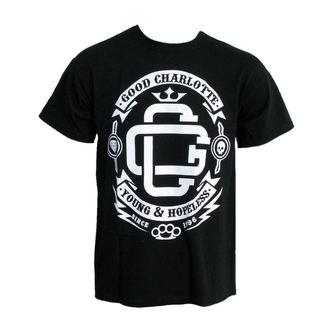 Moška metal majica - Good Charlotte, BRAVADO, Good Charlotte