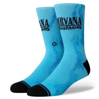 Nogavice NIRVANA - NEVERMIND BLUE - STANCE, STANCE, Nirvana