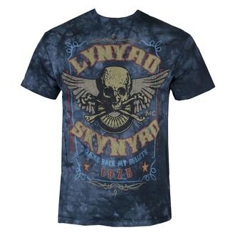 majica moški Lynyrd Skynyrd 'Daj mi Nazaj Moj Krogle' LIQUID BLUE, LIQUID BLUE, Lynyrd Skynyrd