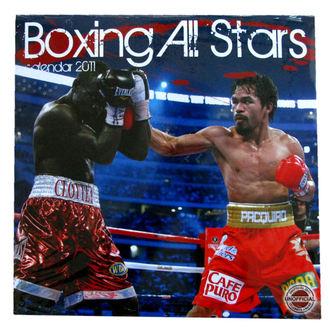 koledar zid Boks Vse Stars 2011, NNM