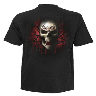 majica moški - Black - SPIRAL, SPIRAL