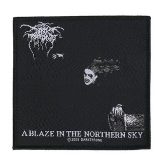 Našitek Darkthrone - A Blaze in the Northern Sky - RAZAMATAZ, RAZAMATAZ, Darkthrone