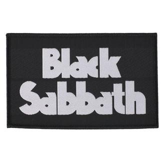Našitek Black Sabbath - Logo - RAZAMATAZ, RAZAMATAZ, Black Sabbath
