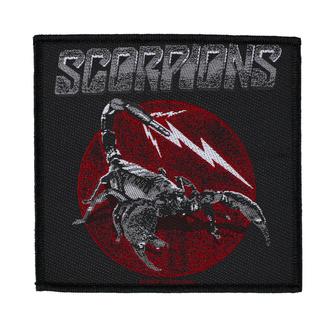 Našitek Scorpions - Jack - RAZAMATAZ, RAZAMATAZ, Scorpions
