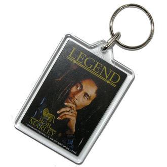 ključ prstan (obesek) Bob Marley - Legend - PYRAMID POSTERS, PYRAMID POSTERS, Bob Marley