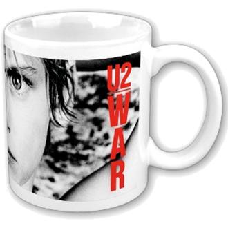 skodelico U2 - War Boxed Mug - ROCK OFF, ROCK OFF, U2