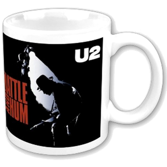 Šalica - U2 - Rattle and Hum - ROCK OFF, ROCK OFF, U2