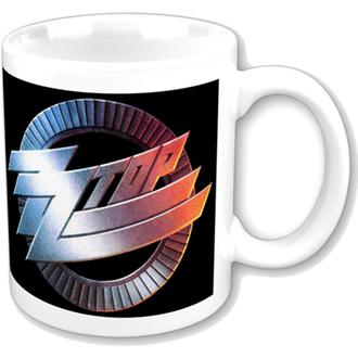 skodelica ZZ Top - ZZ Top Logo skodelica - ROCK OFF, ROCK OFF, ZZ-Top