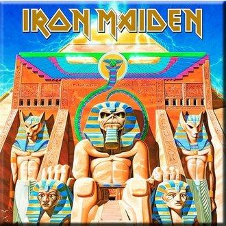 magnet Iron Maiden - Power Slave Fridge Magnet - ROCK OFF - IMMAG06