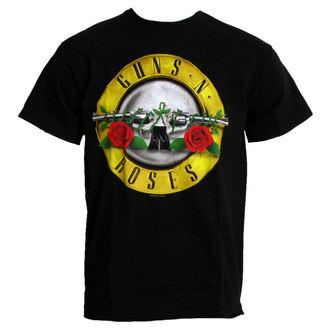 majica kovinski Guns N' Roses - Classic Logo - BRAVADO EU - GNRTS04MB