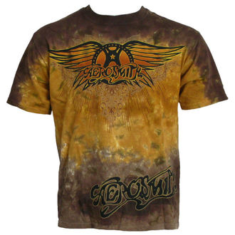 majica kovinski Aerosmith - Ray Logo - LIQUID BLUE, LIQUID BLUE, Aerosmith