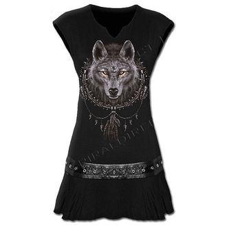 obleko ženske (na vrh) SPIRAL - Wolf Dreams - TR 292255