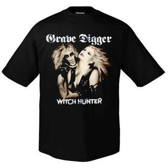 majica kovinski moški Grave Digger - Witchhunter Retro - ART WORX, ART WORX, Grave Digger