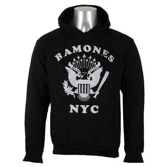 Moška jopa s kapuco Ramones - Retro Eagle NYC - ROCK OFF, ROCK OFF, Ramones