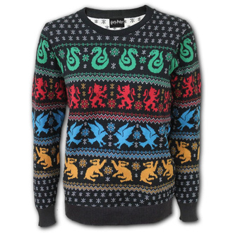 Ženski pulover SPIRAL - ALL BADGES - Harry Potter, SPIRAL