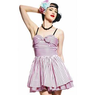 obleko ženske HELL BUNNY - Lala Dress - Pink, HELL BUNNY