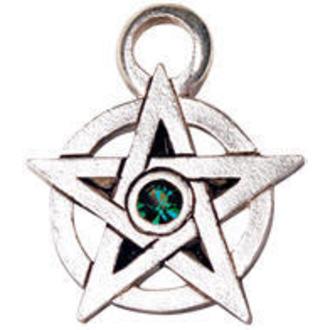 obesek Dragulj Pentagram - EASTGATE RESOURCE, EASTGATE RESOURCE