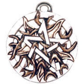obesek Požar Pentagram - EASTGATE RESOURCE, EASTGATE RESOURCE