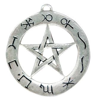 obesek Planetarni Pentagram - EASTGATE RESOURCE, EASTGATE RESOURCE