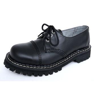 usnje čevlji - - KMM - Črno - 030