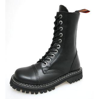 usnje čevlji - - KMM - Črno, KMM