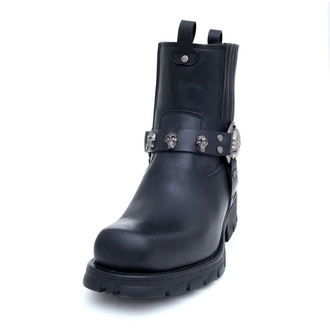 usnje čevlji ženske - 7621-S1 - NEW ROCK, NEW ROCK