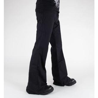 hlače Black Pistol - Loon Hipster Denim Black, BLACK PISTOL