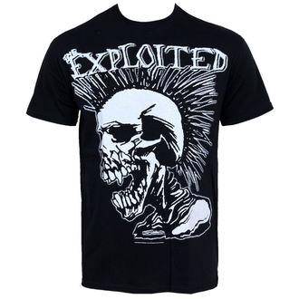 majica kovinski moški Exploited - Mohican Skull - RAZAMATAZ, RAZAMATAZ, Exploited