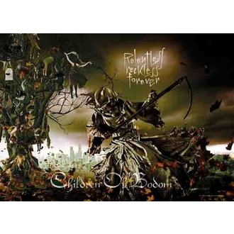 zastava Children Of Bodom - Relentless, HEART ROCK, Children of Bodom