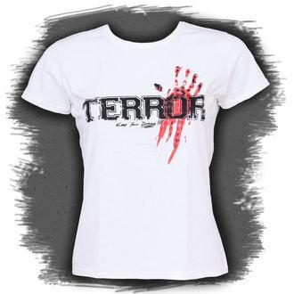 Metal majica ženske Terror - Bloody Hand - Buckaneer, Buckaneer, Terror