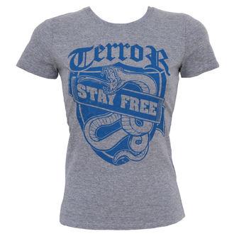Metal majica ženske Terror - Stay Free - Buckaneer, Buckaneer, Terror