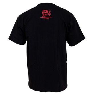 majica kovinski moški Rise Against - Fist Crest - KINGS ROAD, KINGS ROAD, Rise Against