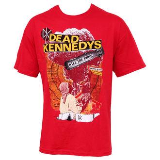 majica kovinski moški Dead Kennedys - Kill The Poor - PLASTIC HEAD