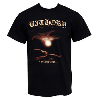 majica kovinski Bathory - - PLASTIC HEAD, PLASTIC HEAD, Bathory