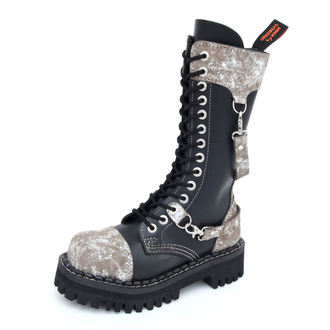 čevlji KMM 14Eyelet - Črna / siva, KMM