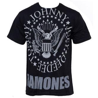 majica kovinski Ramones - Hey Ho Lets Go - LIQUID BLUE, LIQUID BLUE, Ramones