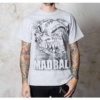 majica kovinski moški Madball - Splatter Ball - Buckaneer, Buckaneer, Madball