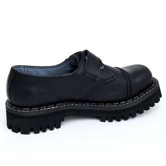 čevlji KMM 3 očesce - Big Skulls Monster Black 1P, KMM