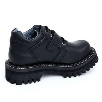 čevlji KMM 4-dírky - Black Monster 1P, KMM