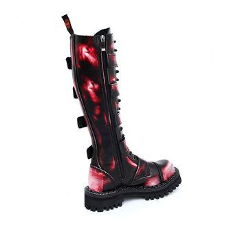 čevlji KMM 20 očesce - Big Skulls Black Red White Monster 5P, KMM