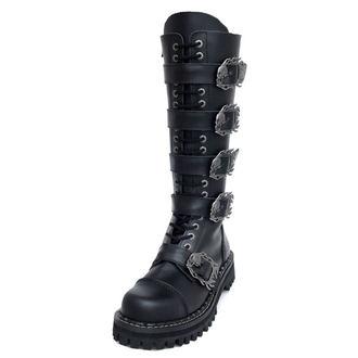 Usnjeni Škornji (20 vezalnih lukenj) KMM - 5P, KMM