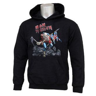 jopa s kapuco moški Iron Maiden - Trooper - ROCK OFF, ROCK OFF, Iron Maiden