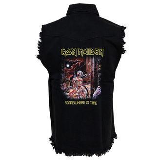 telovnik moški Iron Maiden - Somewhere In Time - RAZAMATAZ, RAZAMATAZ, Iron Maiden