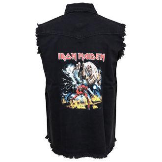 telovnik moški Iron Maiden - The Number Of The Beast - RAZAMATAZ, RAZAMATAZ, Iron Maiden