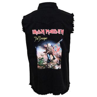 telovnik moški Iron Maiden - The Trooper - RAZAMATAZ, RAZAMATAZ, Iron Maiden