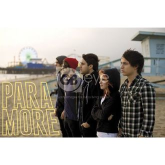 plakat Paramore - Beach - LP1292, GB posters, Paramore