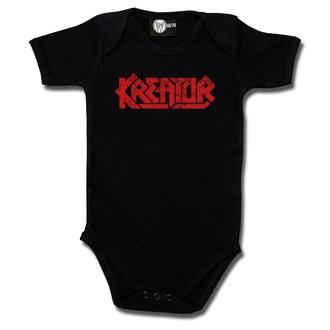 Otroški Body Kreator - (Logo) - črna - Metal-Kids, Metal-Kids, Kreator